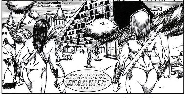 Lady Warriors pg 5.2 by Pramit