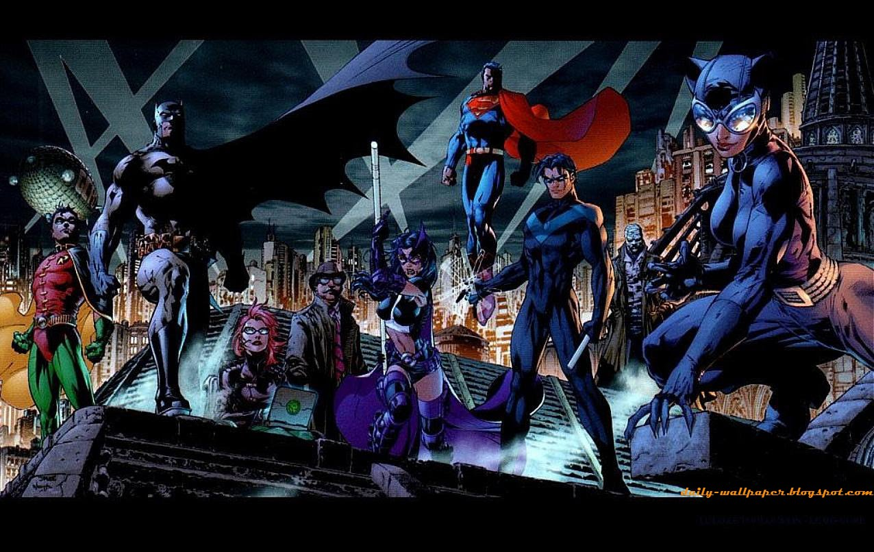batman allies