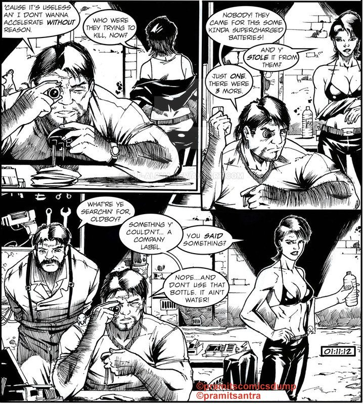 Life-Time Issue 1 Pg.25.2 by Pramit